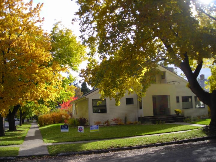 The House on Cooper Park  Monthly rental