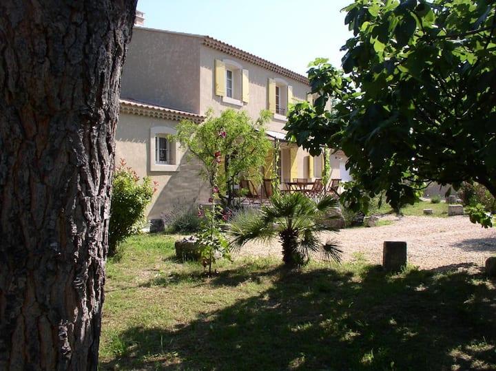 villa à Saint-Rémy de Provence