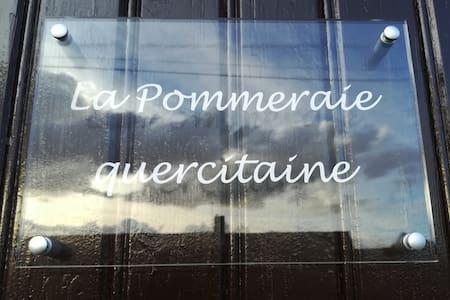La Pommeraie quercitaine