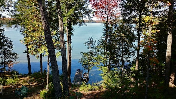 Beautiful Northern Retreat - Malcolm Lake