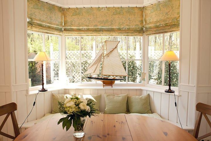 Mit gehobener Ausstattung: Ferienhaus Rosengarten