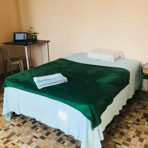 El hospedaje ideal con ambiente cómodo y familiar.