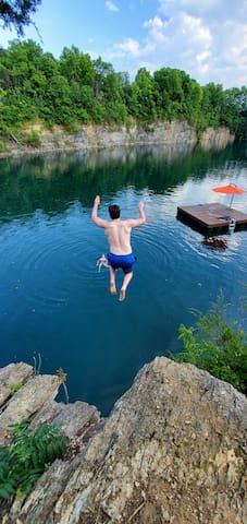 Private Lagoon