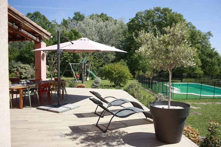 Magnificient Villa Avignon - L'Isle Sur la Sorgue