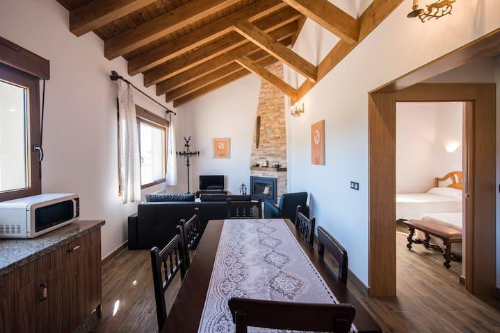 Casa N2: casas rurales 4 Valles - Naredo de Fenar - House