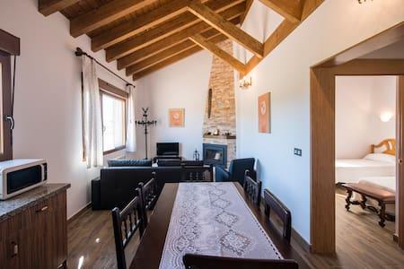 Casa N2: casas rurales 4 Valles - Naredo de Fenar - Ev