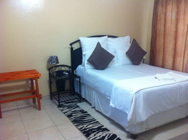 Calvary Guest House Rooms