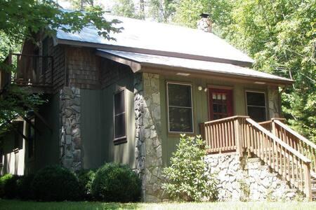 Cozy Lake Santeetlah Cottage