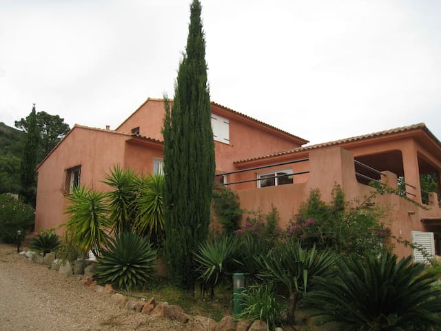 Villa confortable proche de la plage - Zonza - Talo