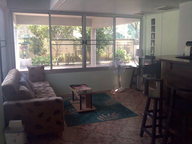 SELF CONTAINED HOMELY GARDEN APARTMENT - PA YANG MON, CHIANG RAI - Apartemen