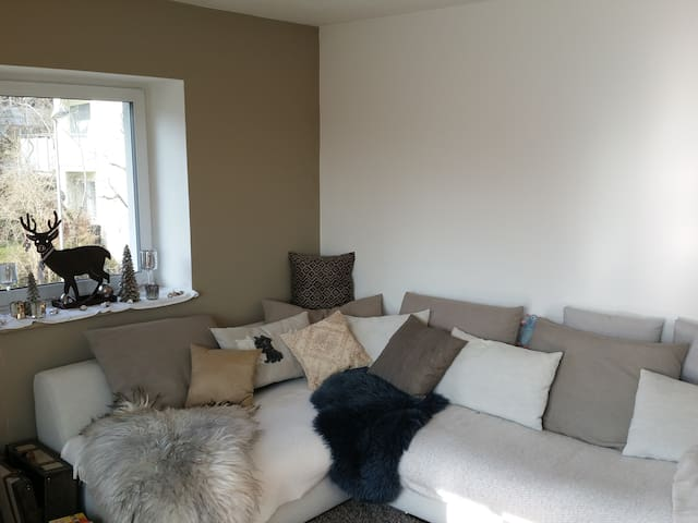 Wundervolle Wohnung zentral in Winterthur - Winterthur - Apartment