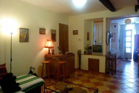 Maison vacances Village du Livre - Montolieu - Hus