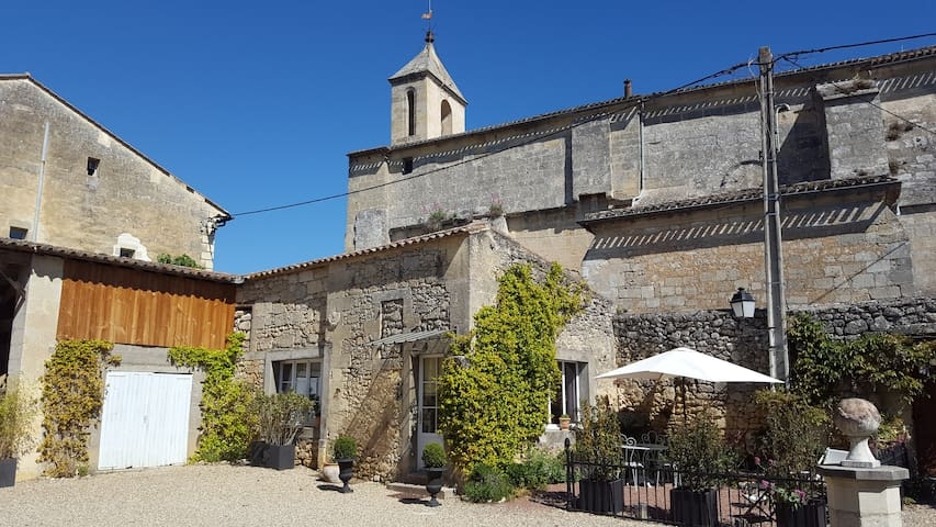 the home of the presbytery - Saint-Émilion - Pis
