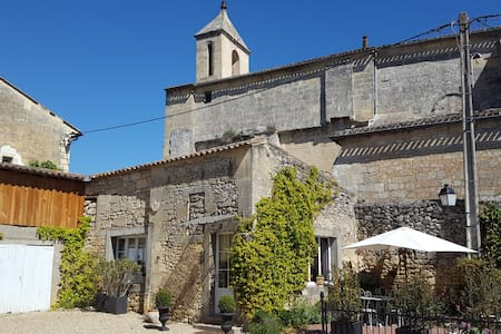 the home of the presbytery