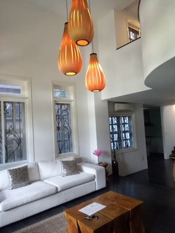 Nice and quite villa at An Phu, District 2, HCMC