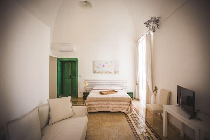 B&B Le Ferule | Suite Verde - Manfredonia - Bed & Breakfast