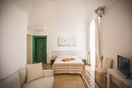 B&B Le Ferule | Suite Verde - Manfredonia - Bed & Breakfast