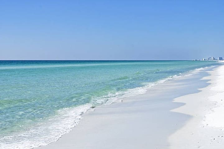 OCEAN VIEWS  FROM NEW HOME!! - Santa Rosa Beach - House