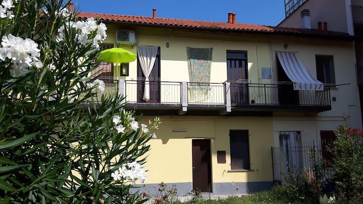 Casa Rosanna: stanza privata-monolocale SUD MILANO