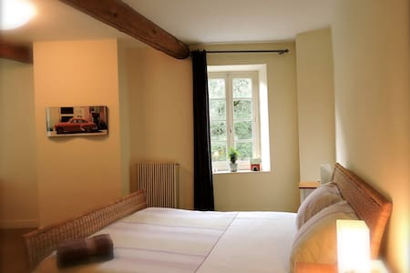 Le Rébenty B&B Chambre Lucienne - Axat - Bed & Breakfast