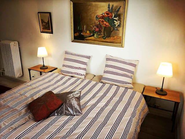 Sleep Easy Bed & Breakfast Randers, Double Room - Randers - Bed & Breakfast