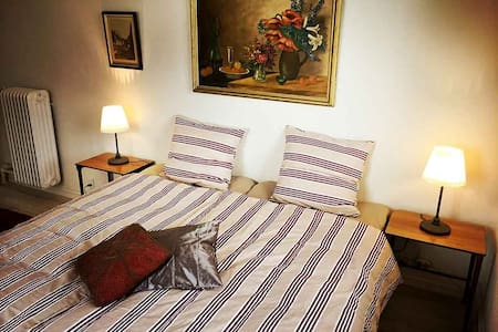 Sleep Easy Bed & Breakfast Randers, Double Room - Randers - Szoba reggelivel