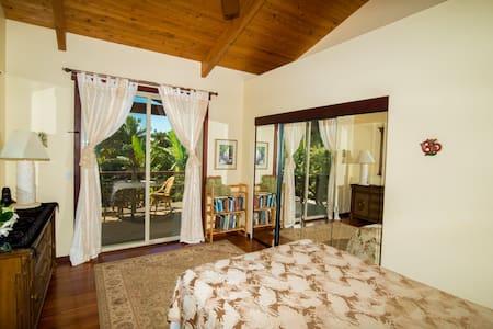 Beautiful No.Shore Sanctuary-Lotus - Kilauea