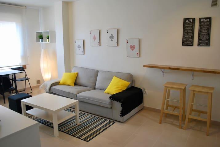 Almeria Cactus Apartments