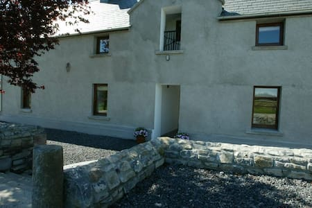 Large Apartment in a Superb Setting - Sligo - บ้าน