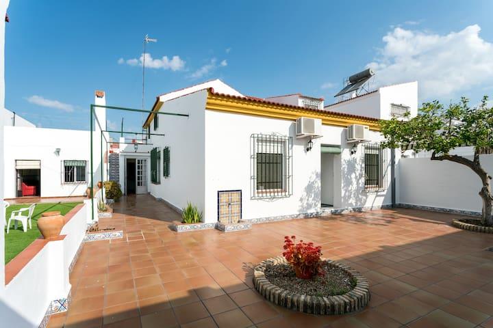 Espacio y comodidad en la Puerta Natural de Doñana