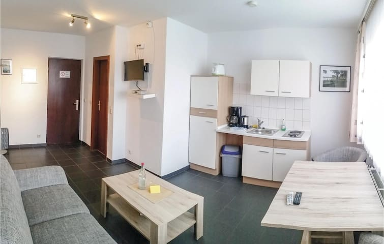 Holiday apartment with 2 bedrooms on 40m² in Rinteln