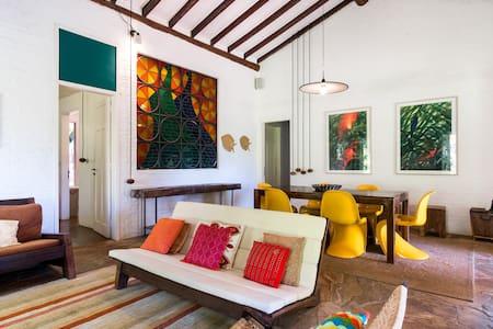 Casa Praia Vermelha do Sul com vista privilegiada