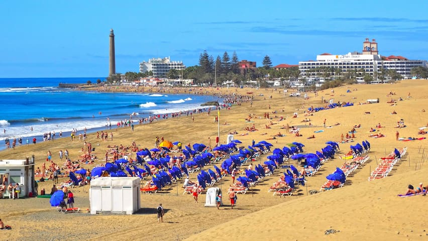 Apartamento Gran Canaria Sureste Diving&Surfing - Vecindario - Apartment