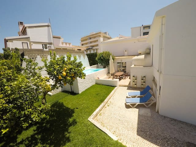 Room Benagil at Villa Casa dos Picos w/Pool & AC
