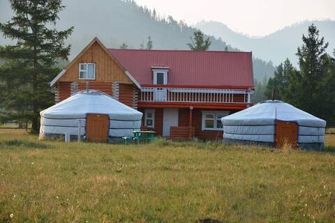 CHINGGIS HOMELAND TOURIST CAMP