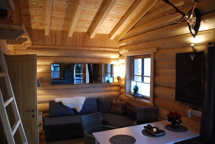 Charming Karwendel Log Cabin for up to 5 people
