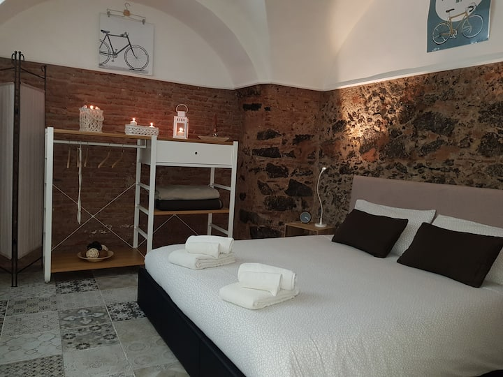 Dammuso Ursino Loft city center