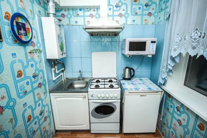 Трёхкомнатная квартира в кантемировском районе