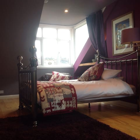 Jesmond: Private suite with parking - Newcastle upon Tyne - Dom