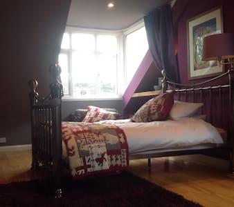 Jesmond: Private suite with parking - Newcastle upon Tyne - Haus