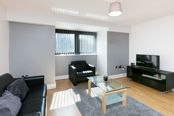 -1 Bed Apartment, Arena View-Central Birmingham -