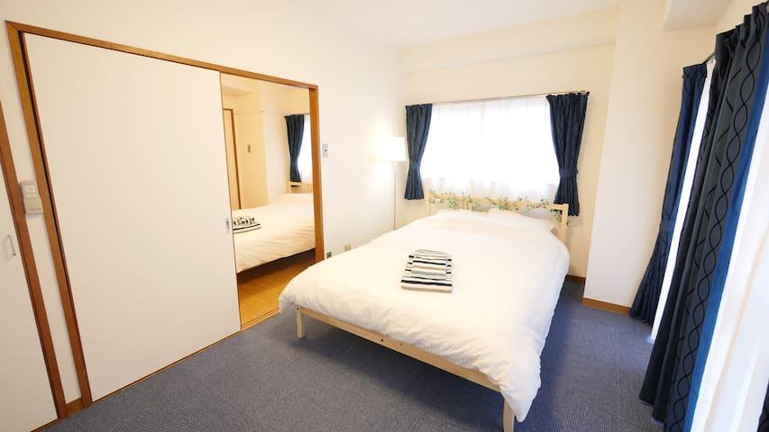 1st Roppongi/Azabu hideout for 2-6ppl. - Minato-ku - Apartament