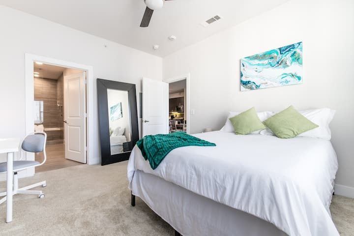 Serene Home in Beautiful Dallas 6Min to AACenter