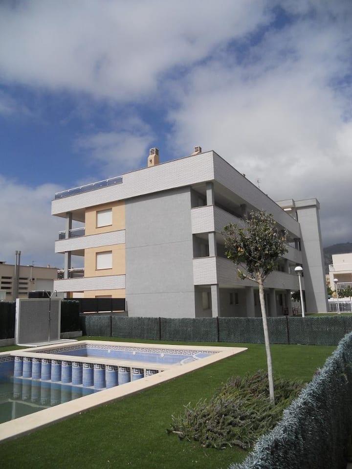 """""""Precioso Apartamento en Playa Morro de Gos"""""""