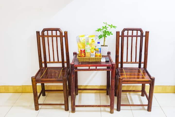Double room/Breakfast/Ninh Binh-GiaNguyenHotel