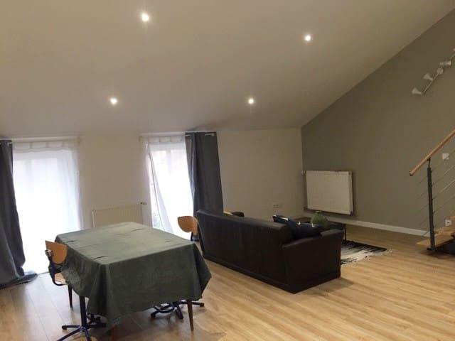 Appartement lumineux au calme