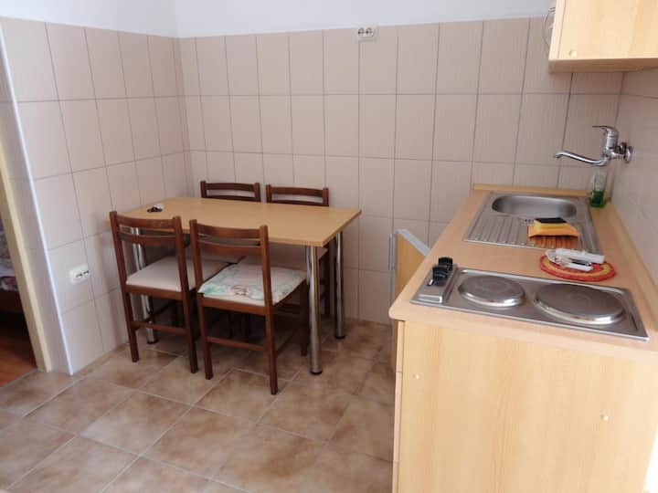 Studio flat with air-conditioning Rtina - Stošići, Zadar (AS-15921-a)