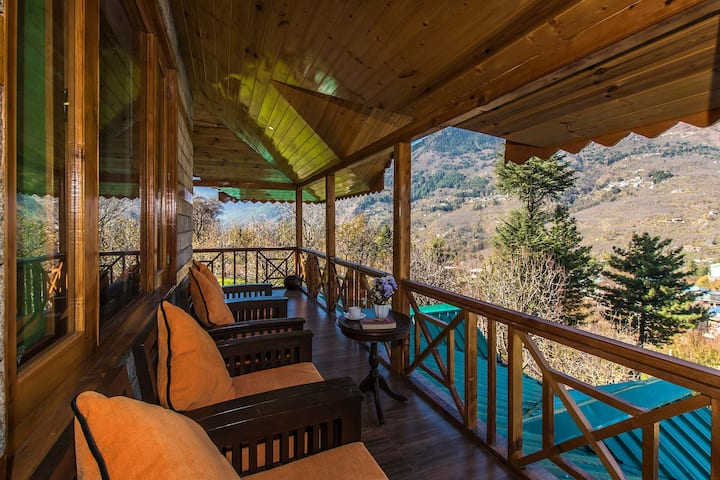 Exotica Manali 3BR - DISINFECTED BEFORE EVERY STAY