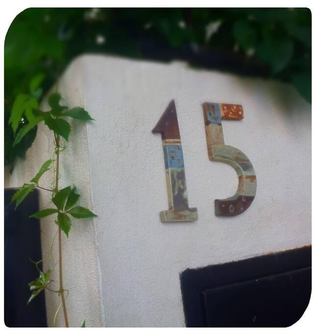 Nuestro precioso número quince ^_^