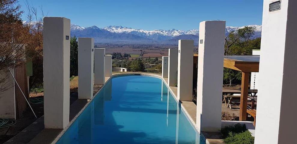 Casa en Hacienda Rinconada en Los Andes